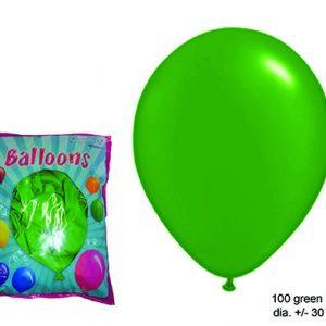 latex effen ballonnen